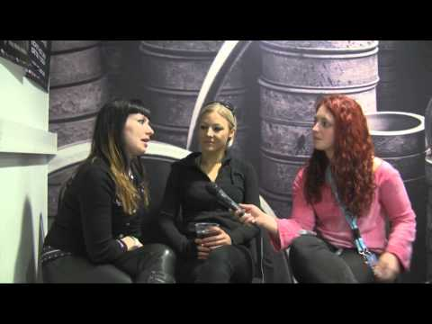 aor interview - GetYourRockOut chatted to the a couple of the lovely Barbe-Q-Barbies at HRH AOR Festival 2013. For our coverage of the festival head over here: http://getyou...