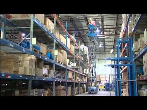 Self Propelled Scissor Lifts | GS-2032, GS-2632 &amp; GS-3232 Video Image