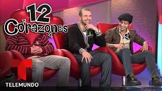 12 Corazones - 12 Corazones / Especial De Discoteca (1/5) / Telemundo