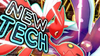 A NEW SWORDS DANCE SCIZOR TECH! We try to use it for an hour... by PokeaimMD