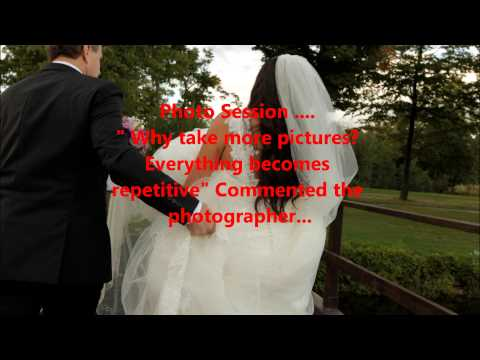 Worst Wedding Photographer Montreal (видео)