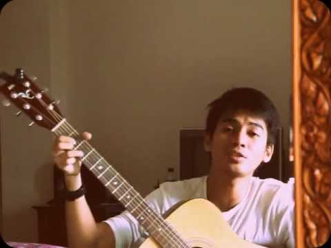 Ivan Saputra ivan - someone like you (cover) i like this song,so i