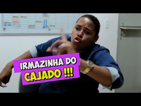 Paxtorzão entrevista irmãzinha do cajado