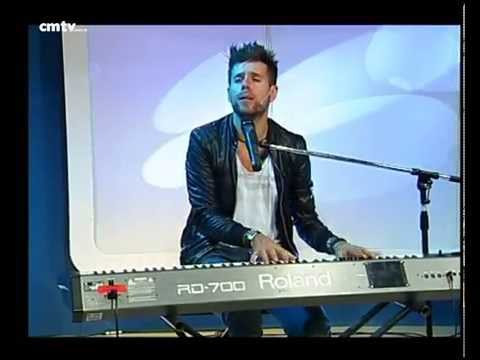 Pablo López video Mi casa - CM Estudio 2014