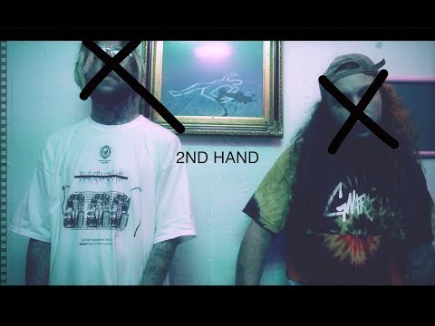 $UICIDEBOY$ - 2ND HAND