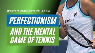 Tennis Highlights, Video - Tennis Confidence Video 5: Play Functional Tennis Not Perfect Tennis