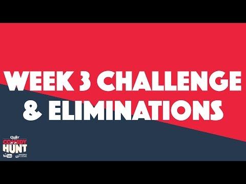 Comedy Hunt   Challenge 3   Location