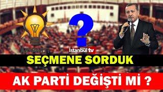 """""""AKP"""" Yi % 58 Oy Aldığı Kalesi Olan Sultangazi'de Halk'a Sorduk Değişti Mi Değişmedi Mi Diye Sorduk"""
