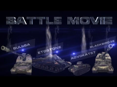 BattleMovie. Etostone, ADBokaT57, BYLЬBA, Blackbird32. Часть 1