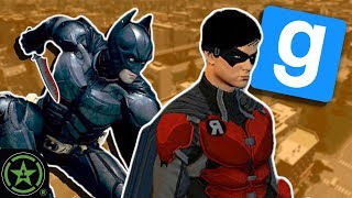 Batman Doesn't Do That! - Gmod: TTT | Live Gameplay by Let's Play
