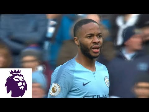 Video: Raheem Sterling belter gives Man City an early lead against Chelsea | Premier League | NBC Sports