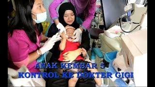 Video Anak Kembar 5 AIEUO periksa ke dokter gigi MP3, 3GP, MP4, WEBM, AVI, FLV Januari 2018