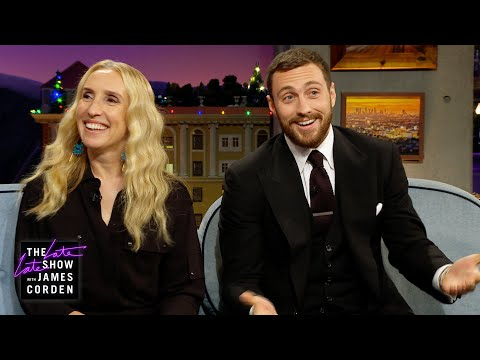Sam Taylor-Johnson Directed Aaron Taylor-Johnson's Sex Scene