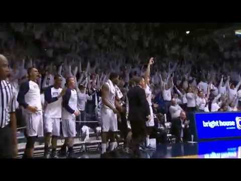 Butler Men's Basketball Highlights vs. Villanova