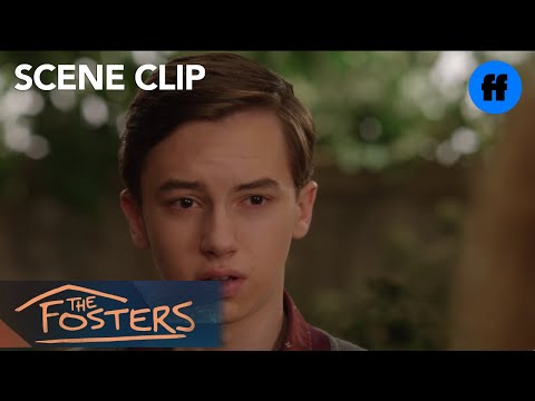The Fosters | Season 4, Episode 15: Jude Tells His Moms The Truth | Freeform