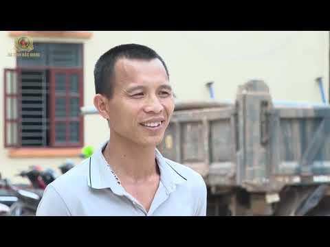 Chương trình Truyền hình An ninh Bắc Giang ngày 22-04-2021