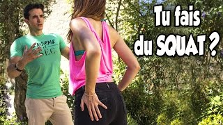 Video TU FAIS DU SQUAT ? ON VA CHEZ MOI ? MP3, 3GP, MP4, WEBM, AVI, FLV Mei 2017