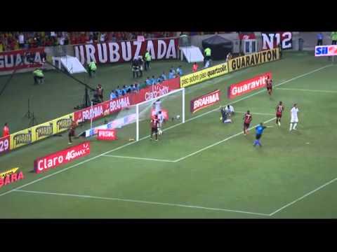 Flamengo 2 x 1 Bangu – GOLS – Campeonato Carioca 2015