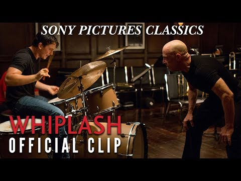 Whiplash (1st Clip 'Rushing or Dragging')