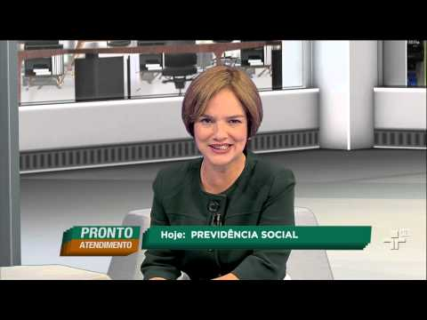 Previdncia Social - Pronto Atendimento 11/03/2013