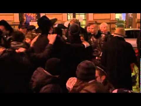 Hanuka Budapesten Éjféli Kiáltás Misszió חֲנֻכָּה
