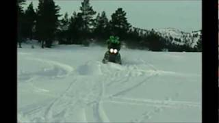 8. ToC presents - Arctic Cat Mountain Cat 600 and M8