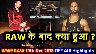 Nonton Meet Roman Reigns At Indiana   Wwe Monday Night Raw 19th Dec 2018 Highlights   Seth Rollins   Dean  Film Subtitle Indonesia Streaming Movie Download