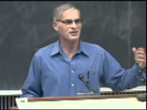 zionism - Independent scholar and author, Norman Finkelstein, speaking at Evergreen State College in Olympia, Washington. The title of the lecture is