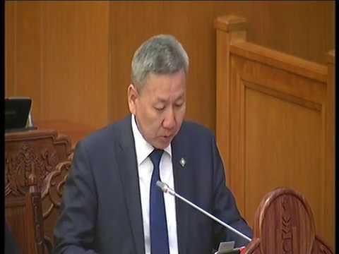Ялтан шилжүүлэх тухай Монгол Улс, Бүгд Найрамдах Казахстан Улс хоорондын гэрээг соёрхон батлах тухай хуулийн төслийг баталлаа