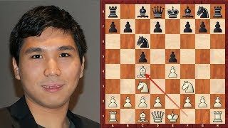 GM Wesley So ~ GM Boris Gelfand