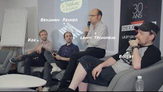 Rencontre Shampooing avec Lewis Trondheim, Boulet, Kek et Benjamin Renner - Autres