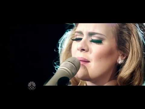 Adele Someone Like you  live Royal Albert Hall