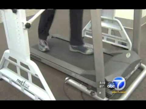 UCLA Professor Touts the Health Benefits of the TrekDesk Treadmill Desk