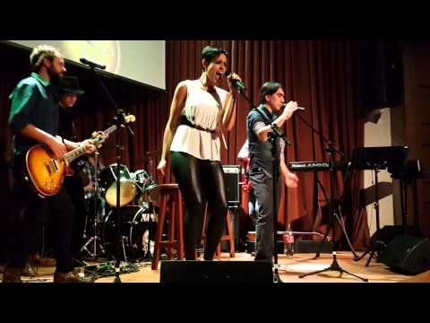 One - U2 & Mary J Blige version - cover - feat. by Gaby Abdala