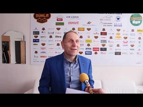 Dukla 2020: Bedřich Ščerban kompletně o exhibici Oldy Válka