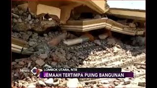 Video Masjid di Desa Lombok Utara Roboh, Jemaah Tertimpa Reruntuhan - iNews Sore 06/08 MP3, 3GP, MP4, WEBM, AVI, FLV Oktober 2018