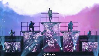 170507 BTS THE WINGS TOUR IN MANILA ※ Jin - Awake