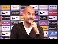 Manchester City 5-0 Crystal Palace - Pep Guardiola Full Post Match Press Conference - Premier League