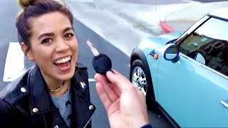 Video Surprising My Wife With Her Dream Car MP3, 3GP, MP4, WEBM, AVI, FLV Oktober 2018