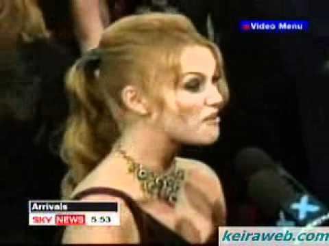 Keira Knightley @ Academy Awards 2005