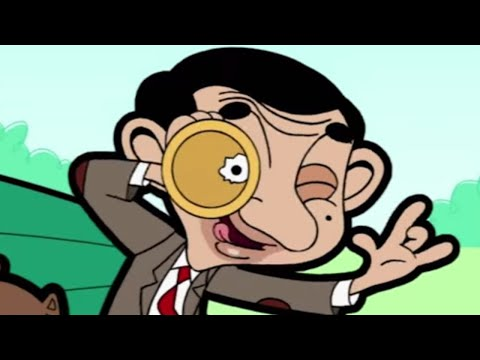 Mr. Bean | Episode Compilation 5# | Mr. Bean Cartoon World
