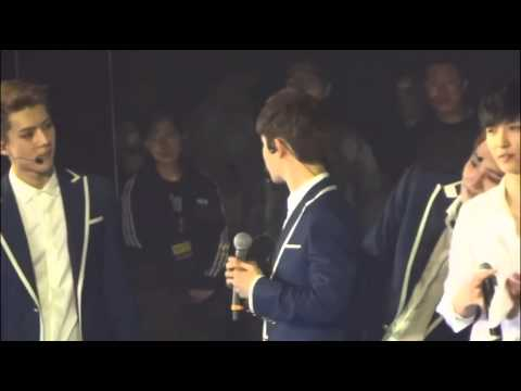 Exo Chansoo - Chanyeol & D.o. - Funny And Cute Mmoments