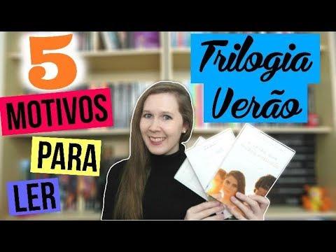 VEDA #8 | 5 motivos para ler Trilogia Verão | Leituras de Deni