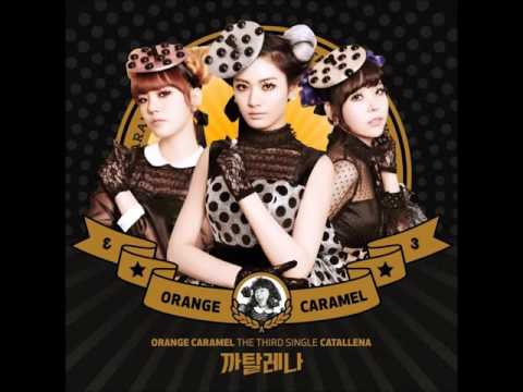[認聲|韓中字幕CC] Orange Caramel - 미친 듯이 울었어(Cried Uncontrollably) (видео)