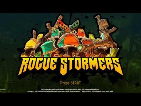 геймплей Rogue Stormers