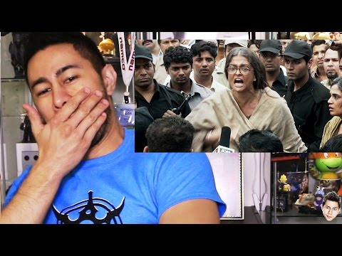 SARBJIT trailer reaction review by Jaby Koay!