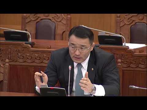 С.Бямбацогт: Ашигт малтмалын тухай хуулийн төслийг Монголд ашигтай байдлаар баталсан