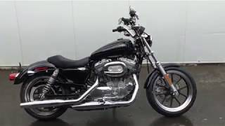 9. 2018 Harley-Davidson XL883L SuperLow