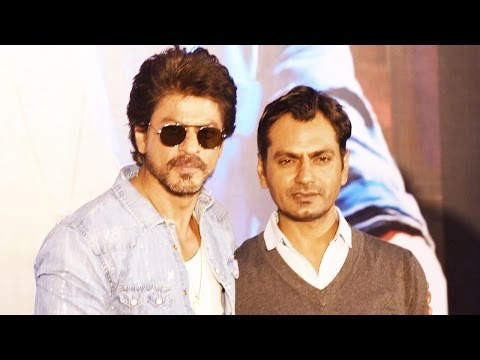 Was Nawazuddin Siddiqui Scared Of Working With Sha