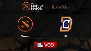 Shazam vs DC, game 2